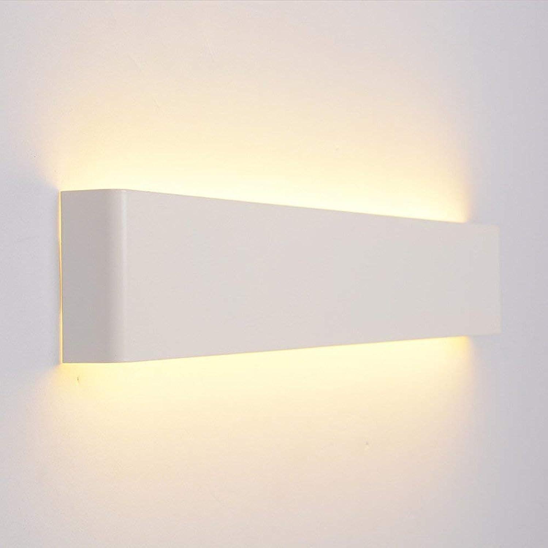 YLCJ 36CM LED Wandleuchte Interieur Moderne 14W Wandleuchte Eisen auf und ab Wandleuchten Warm Weiß 3000K für Badezimmer, Wohnzimmer, Schlafzimmer