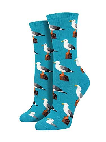 Socksmith - Gull - Able - bunte Socken - Damen - Möwe, Seagull - Gr. 39-42