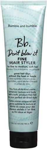 DON'T BLOW IT hair styler