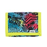 Vans Sticker Collage Wallet Bluebird, bluebird