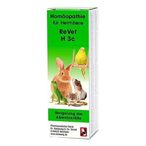 REVET H 3c Globuli f.Heimtiere 10 g