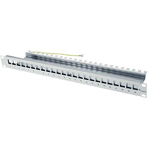 TELEGÄRTNER H02025A0167 Modulträger 48,36 cm (19 Zoll) 1HE unBestckt