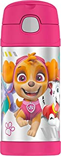 Thermos Funtainer 12 Ounce Bottle, Paw Patrol Pink (B010LB4L7K)   Amazon price tracker / tracking, Amazon price history charts, Amazon price watches, Amazon price drop alerts