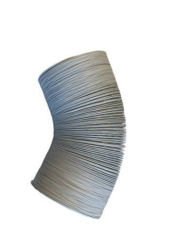 Tuyau d'aération universel pour sèche-linge 10,2 cm x 3 m