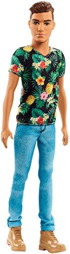 Barbie FJF73 Ken Fashionistas 15 Tropical Vibes Doll