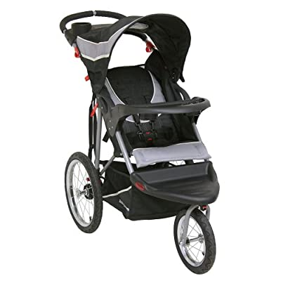 Baby Trend Expedition Jogger Stroller, Phantom, 50 Pounds by Baby Trend