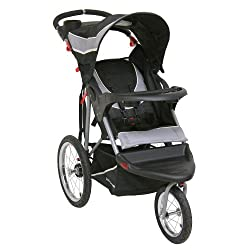 Jogging Stroller with Large Wheels