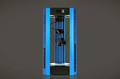 Stampante 3D Nube Overlord Pro Stampante Un Desktop Fdm Delta 3D Classic Blu