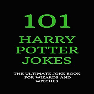 101 Harry Potter Jokes cover art