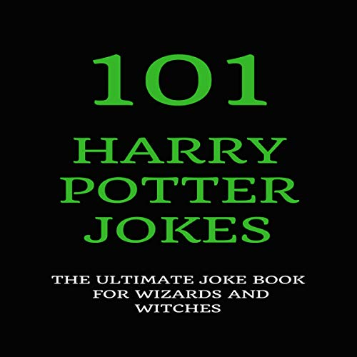 101 Harry Potter Jokes Audiobook By Lilly Winchester Audible Com
