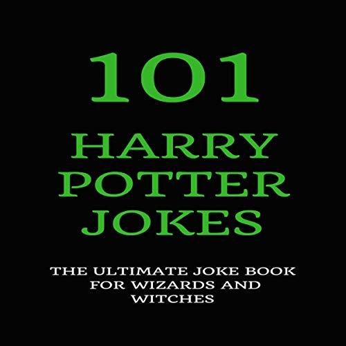 『101 Harry Potter Jokes』のカバーアート