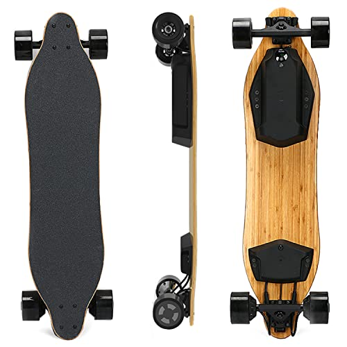 Electric Skateboard Electronic Longboard for Adult with Wireless Remote Control Max...