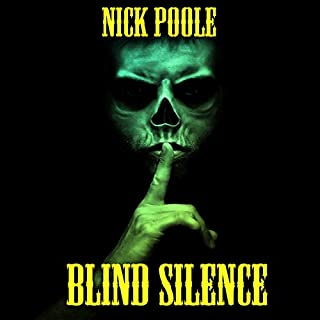 Blind Silence audiobook cover art