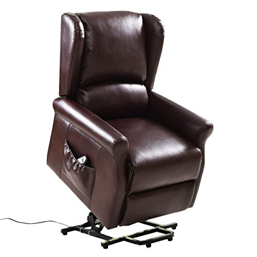 Giantex Electric Lift Chair Power Lift Reclining for Living Room...