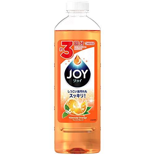 ジョイコンパクト 食器用洗剤 バレンシアオレンジの香り 詰め替え 440mL