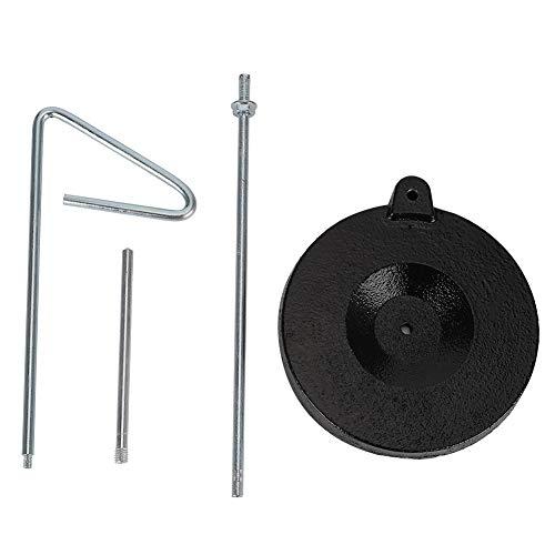 【 】Soporte de hilo de máquina de coser de 37,5 cm / 14,8 pulgadas, rejilla de alambre para máquina de coser, soporte de carrete para máquina de coser industrial