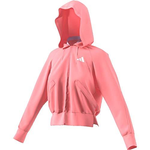 adidas Damen Sweatjacke rosa XS