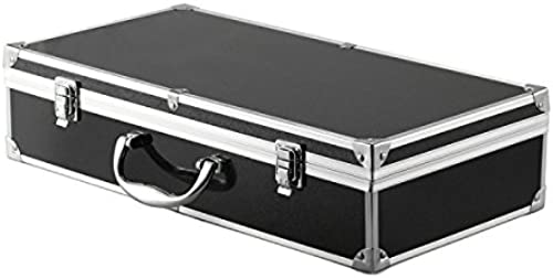 Generic Realacc Aluminum Suitcase voiturerying Case Box for Hubsan X4 H502S H502E RC Quadcopter