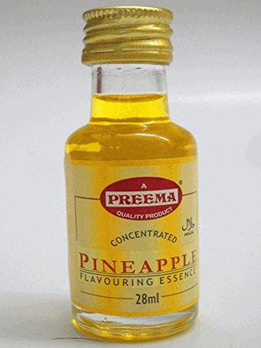 Ananas voedsel aroma's Essence Preema 28ml fles
