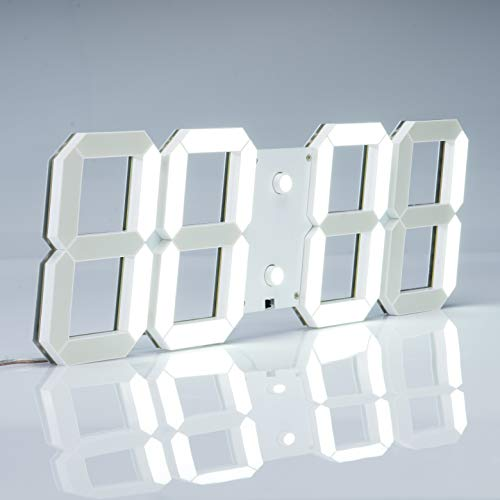 Best Large Contemporary Digital Wall Clock