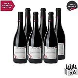 Gevrey-Chambertin Rouge 2017 - Arnaud Boué - Vin AOC Rouge de Bourgogne - Cépage Pinot Noir - Lot de 6x75cl