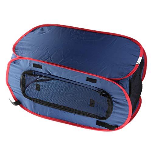 Backbayia Tier-Tragetasche, faltbar, Reisetasche für Kleintiere, tragbar