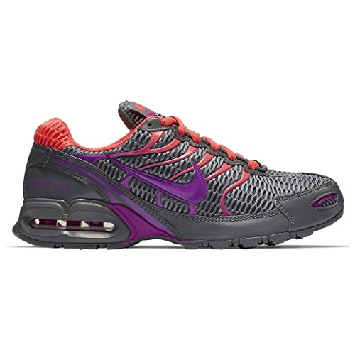 Nike Women's Air Max Torch 4 Running Shoe Cool Grey/Hyper Violet/Hyper Punch Size 7.5 M US