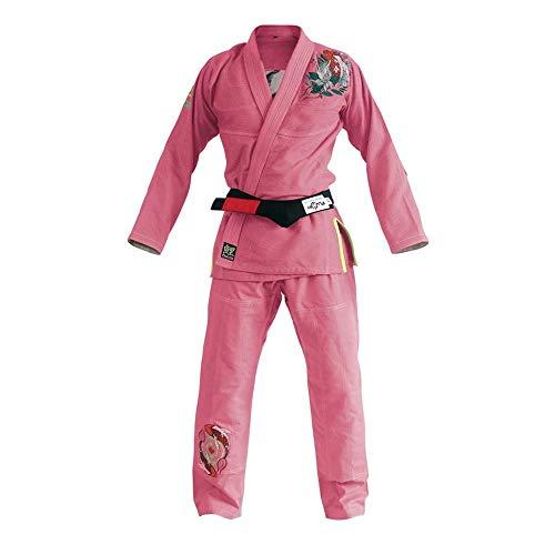 Ladies Brazilian Jiu Jitsu Suit Female BJJ Gi Kimonos Women BJJ Uniform