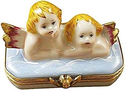 Amazon.com: Bebé en caja de cama con chupete – limoges Rosa ...