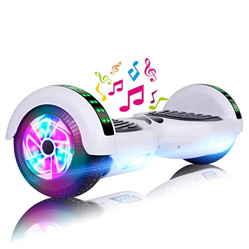 LIEAGLE Hoverboard, 6.5' Self Balancing Scooter Hover Board...