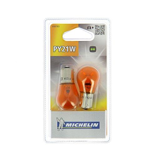 MICHELIN 008783 2 Ampoules PY21W 12 V - pour les Clignotants