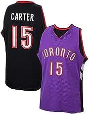 KKSY Tricot Vince Carter # 15 NBA Retro basketbalshirt Toronto Raptors,