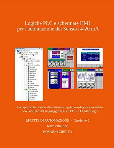 Logiche PLC e schermate HMI per l'automazione dei Sensori 4-20...