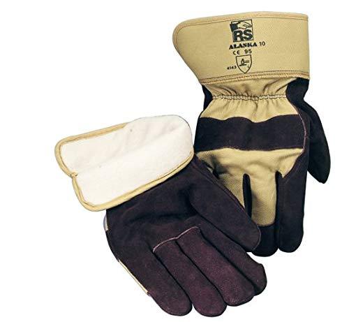 Kälteschutzhandschuh aus Rind-Kernspaltleder mit 3 m Thinsulate Futter