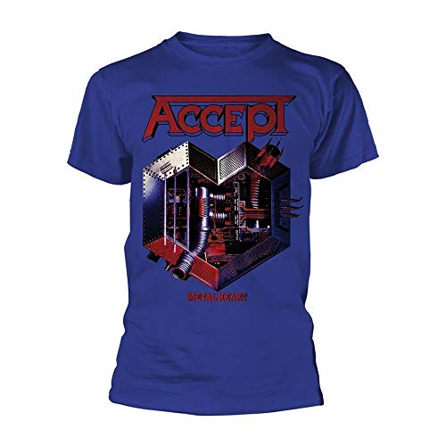 Accept - Metal Heart 2 New T-Shirt