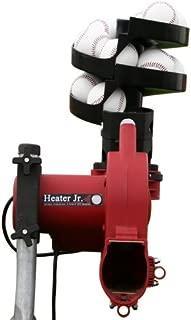 Heater Sports Jr. 52mph Baseball + Bonus Automatic Ball Feeder + 12 Balls HTR299