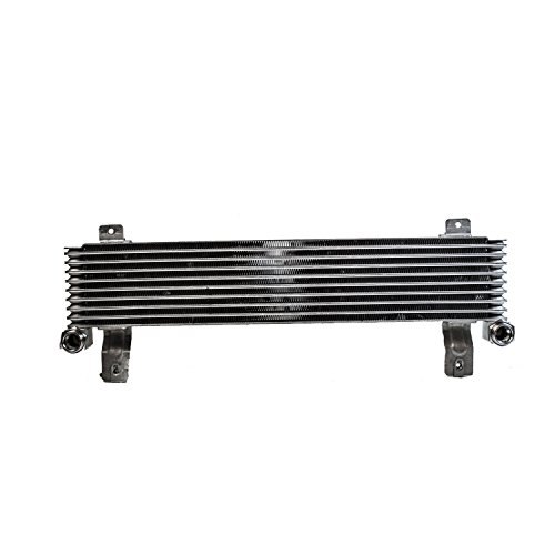 Price comparison product image TYC 19034 Compatible with CHEVROLET Replacement External Transmission Oil Cooler