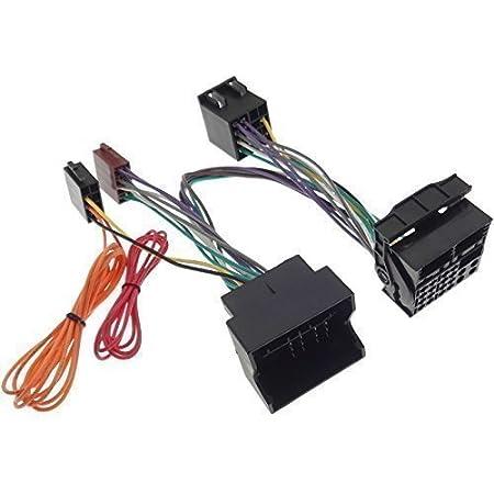 Parrot Adapter Mercedes Thb Db Audio20 Bluetooth Fse Quad Lock Iso Cable Connector Elektronik