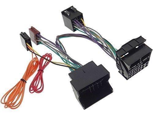 PARROT THB Adapter DB Mercedes Audio20 BLUETOOTH Quadlock ISO Kabel Stecker FSE