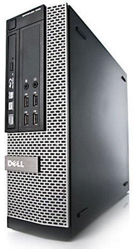 Dell OptiPlex 7010 SFF Core i3 8GB 128GB SSD DVDRW WiFi Windows 10 Professional 64-Bit Desktop PC Computer With Antivirus (Reacondicionado)