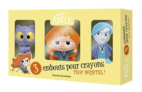 Embouts de crayons Mortelle Adèle - Rentrée 2021