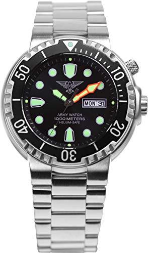 Army Watch EP840 Herren-Armbanduhr