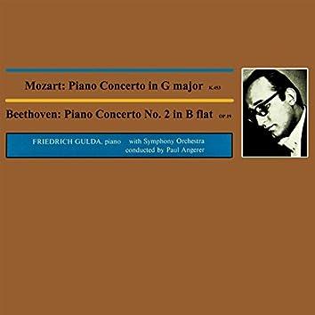 Mozart & Beethoven Piano Concertos