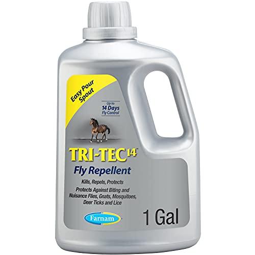 Farnam Tri-Tec 14 Fly Repellent, 1 gallon