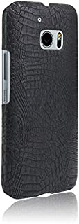 جراب هاتف إتش تي سي 10 M10 جراب صلب 360 درجة يحمي هاتفك من طراز التمساح غطاء حماية لهاتف إتش تي سي 10 M10