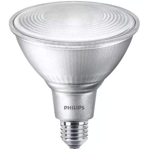PHILIPS 71376100 Master LEDspot PAR38 13-100 W E27, warmw. 827, dimm. 25, 13 W, Aluminium