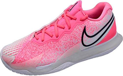 Nike Air Zoom Vapor Cage 4 Hc - digital pink/Gridiron-White, Größe:10