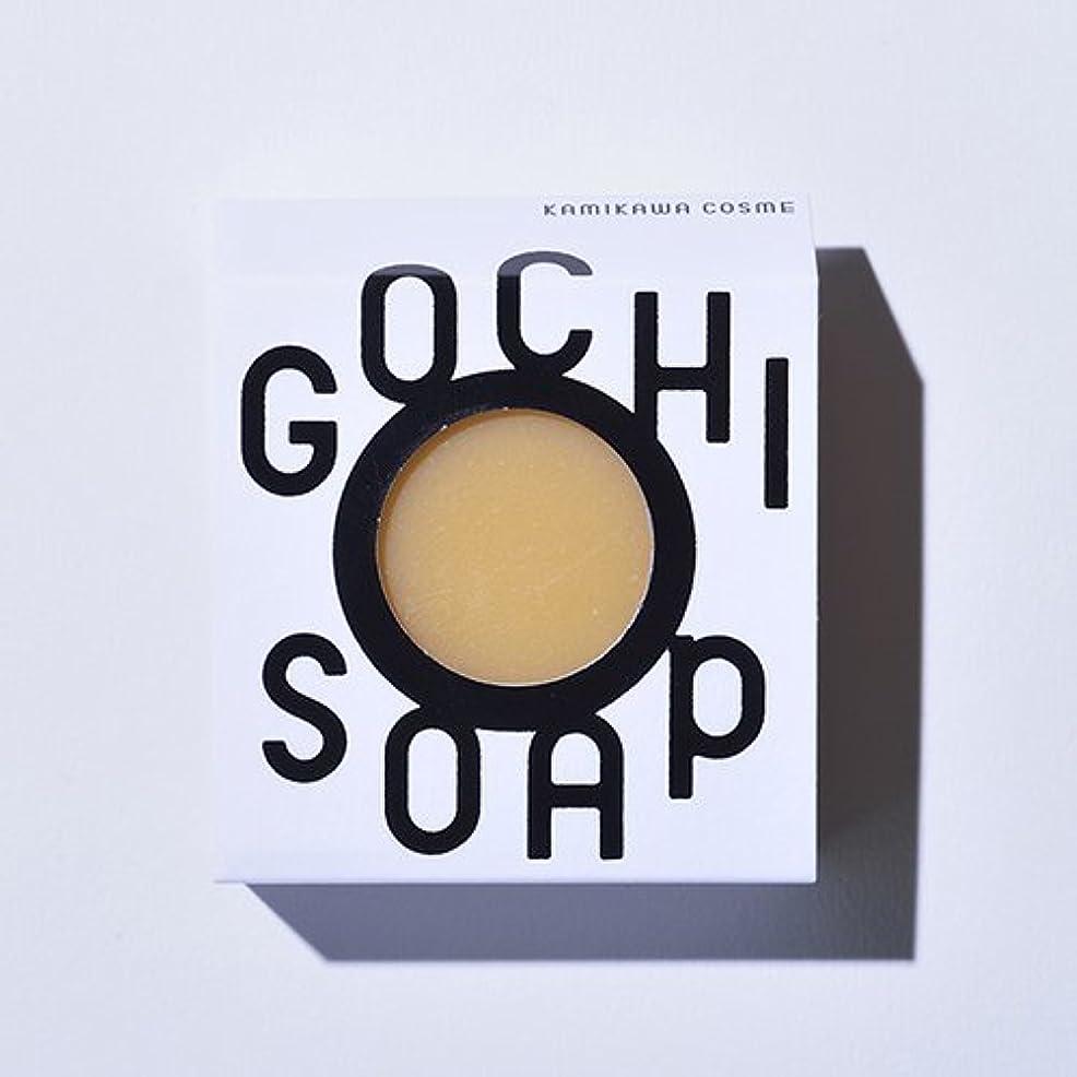 マーチャンダイザー印象的夜明けにGOCHI SOAP ゴチソープ 谷口農場のトマトソープ