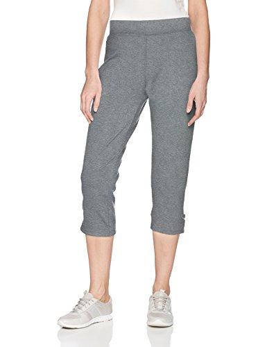 Neon Buddha Women's Standard West Port Capri, Sporty Grey, Large