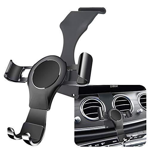 LUNQIN Kfz-Halterung für Mercedes Benz E-Klasse 2016–2020 E300 E200 E260 E220d CLS Klasse 2018–2020 CLS350 CLS450, Auto-Zubehör, Navigations-Halterung, Innendekoration, Handy-Halterung